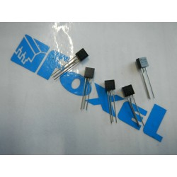 Transistor Bc 368 To92 Npn