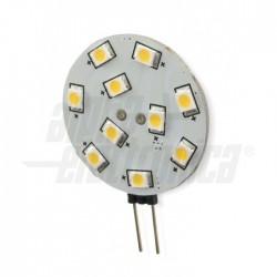 lamp.10led g4 10-30vdc 2.2w...