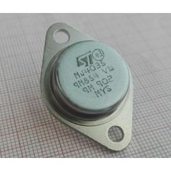 Transistor Mj4035 Sgs