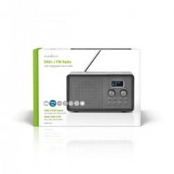 Radio Dab+ Fm Orologio...