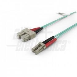Patch fibra lc/sc 3m 50/125...