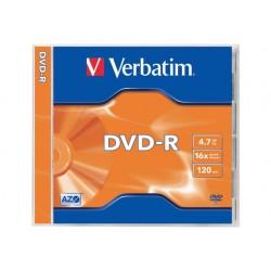 Conf.5 Dvd-R 16x 4.7gb...