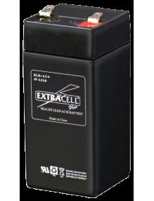 Batteria Pb 4v 4.5ah 48x48h108