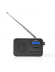 Radio Dab+/Fm Con Orologio...