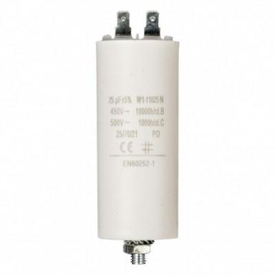 Condensatore 25mf 450v