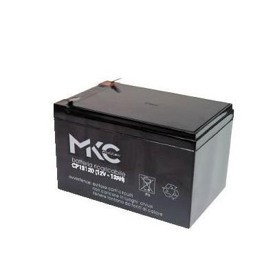 Batteria pb 12v 12ah 150x96x94