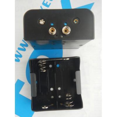 Portabatterie Per 2 Torcia