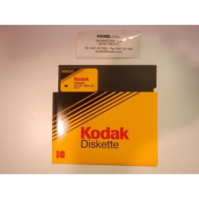 Kodak Disketter 2s 2d...