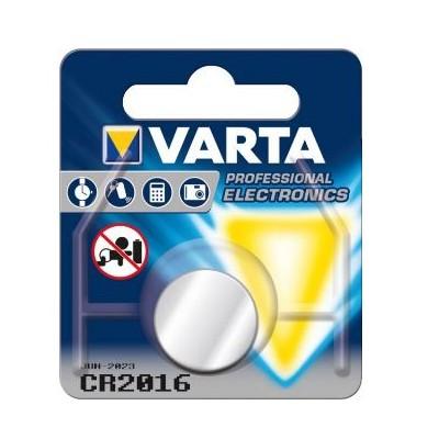 Batteria Varta 2016 Cr2016