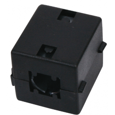 Video ferrite nero 12mm