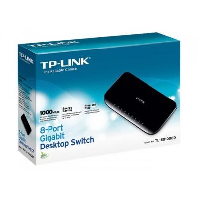 Tl-Sg1008d Switch 8 Porte...