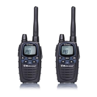Midland G7pro 2x Radio...