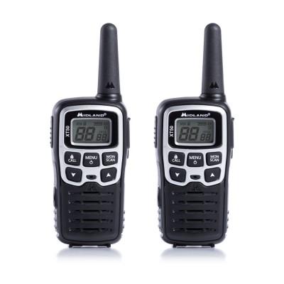 Midland Xt50 2x Radio...