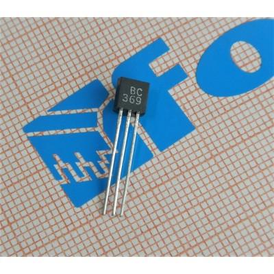 Conf. 4 Transistor Bc369 Ph