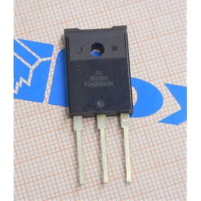 transistor bu2520df philips