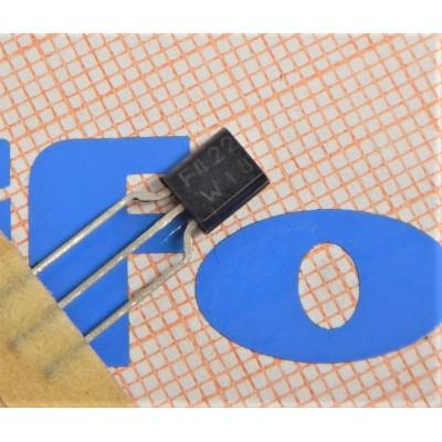 Conf. 4 transistor bf422...