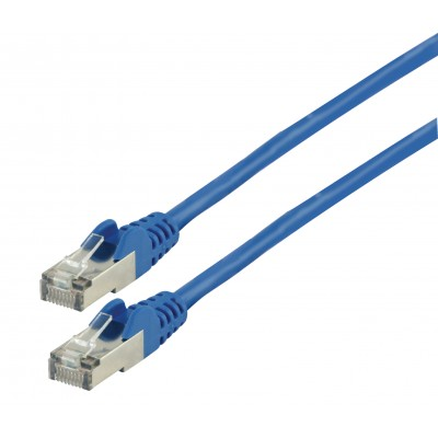 cavo patch s/ftp cat6 0.5mt...