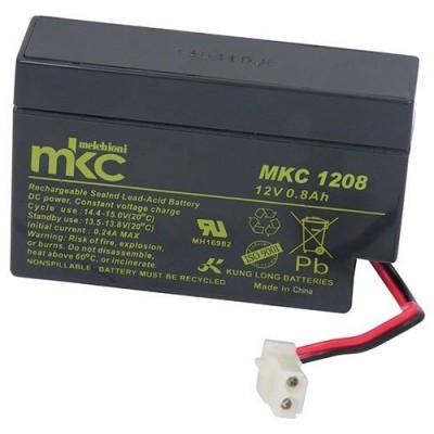 Batteria Pb 12v 0.8a Con Conn.
