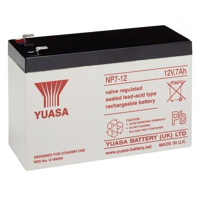 Batteria Pb Yuasa 12v 7a...