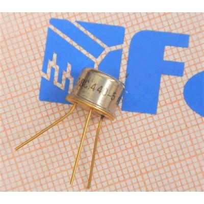 Conf. 4 Transistor Bc440