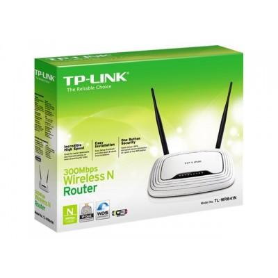 Tl-Wr841n Router Eth 300-N...