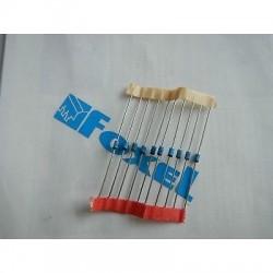 conf. 20 diodo zener 1w 10v...