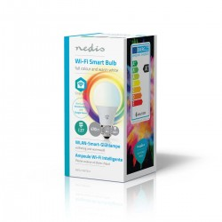 Lampadina led/c smart wi-fi...