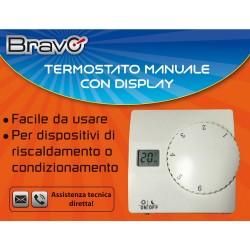 Bravo Termostato Manuale...
