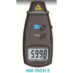 Km-tach 2 tachimetro rpm...