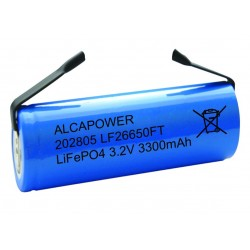 Lf26650ft Batteria Lifepo4...