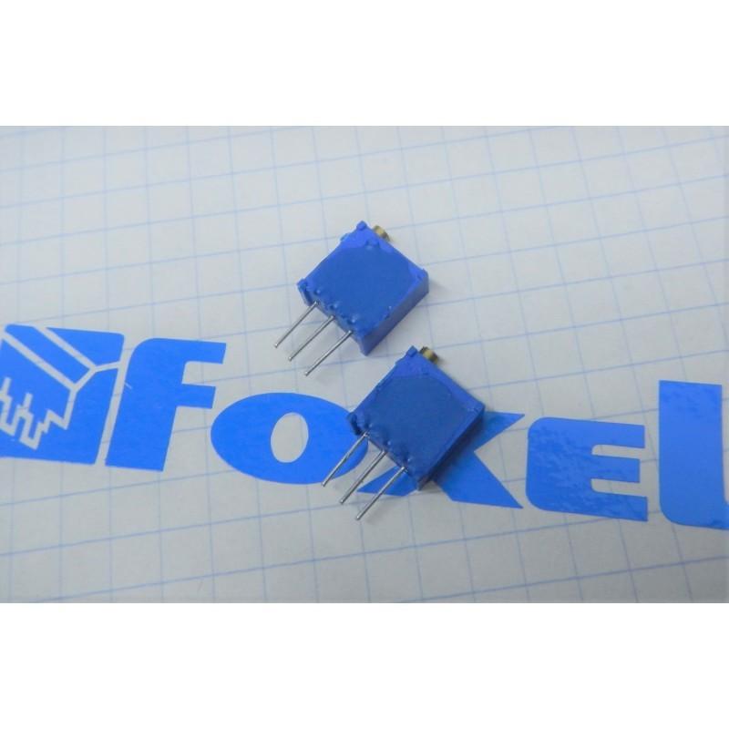 trimmer cermet 10 kohm 10mm verticale regolazione verticale 20 giri turn