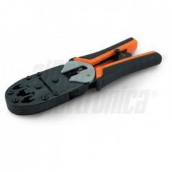 Pinza Crip Plug Telefonici...