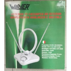Antenna Tv Da Interno Dvb-T