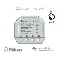 Modulo Dimmer Wi-Fi Smart...
