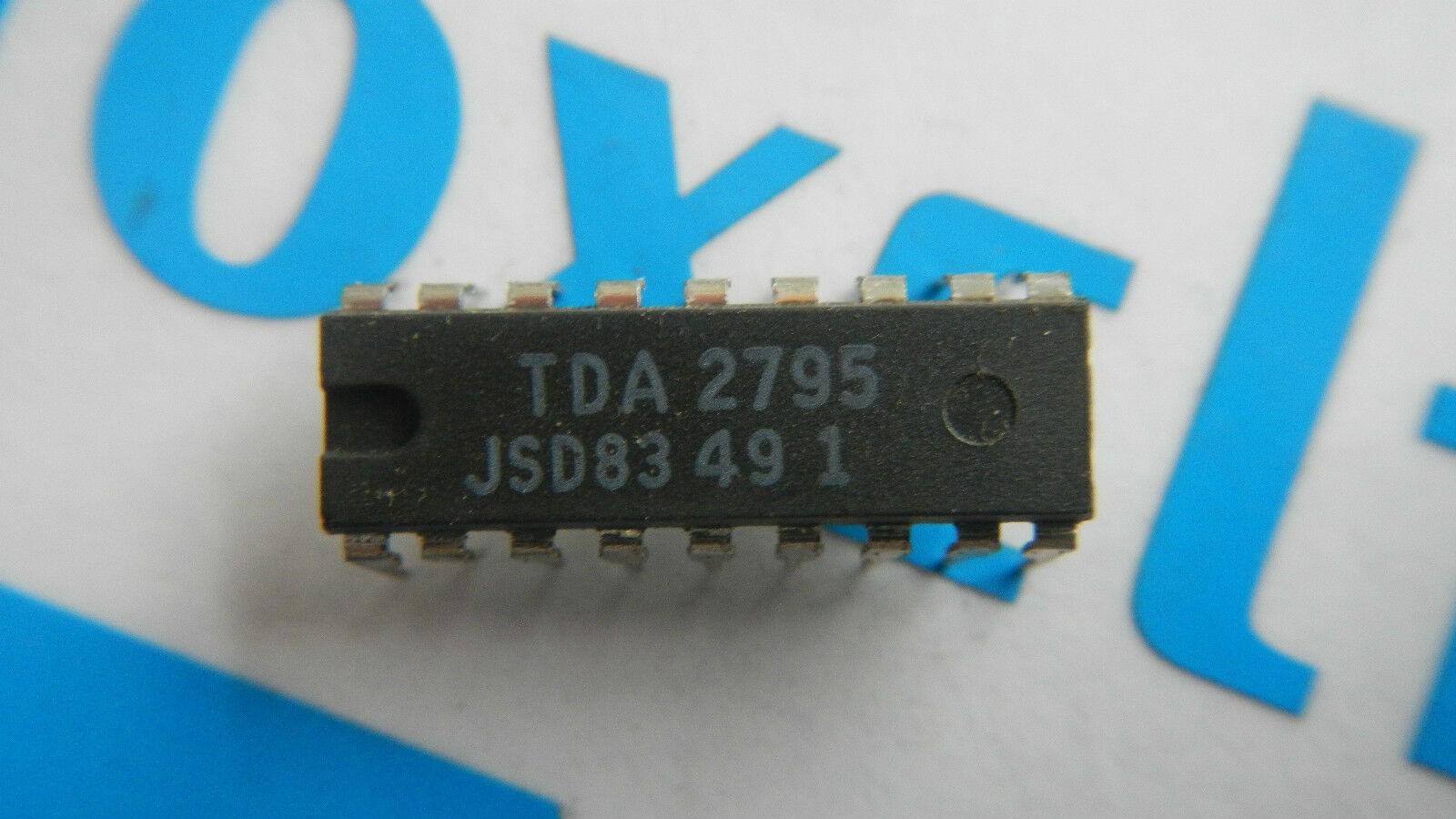 TDA 4605-15 CIRCUITO INTEGRATO TDA460515
